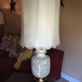 Inherited a pair through estate. Looking for value and info - Lamps
