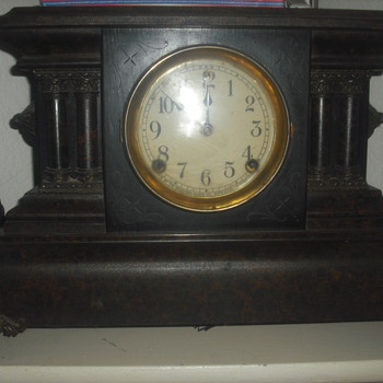 My Mantle Clock