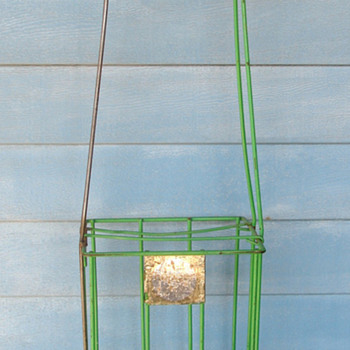 Vintage Tennis Ball Hopper - Outdoor Sports