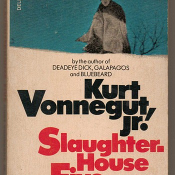 1971 - Slaughterhouse Five - Books
