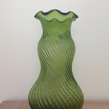 Vase by Legras' factory
