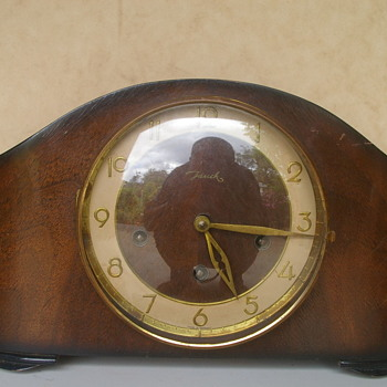 Fauch Triple Chime Mantle Clock