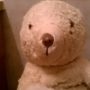  Found bear in grandmothers attic,HELP ME??!?? - Dolls