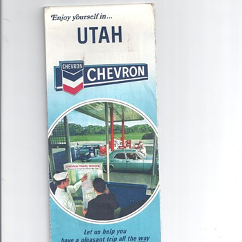 CHEVRON MAPS - Paper