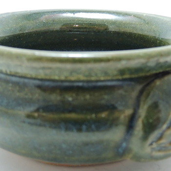 BLIND BOB'S POTTERY STUDIO - Small Bowl - Art Pottery