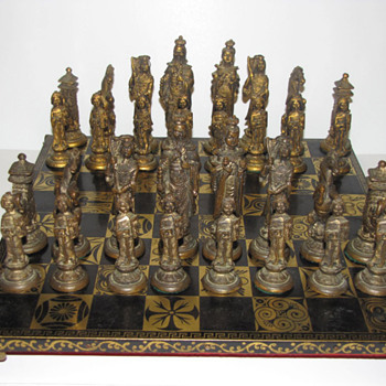 My Favorite Chess Set - Games
