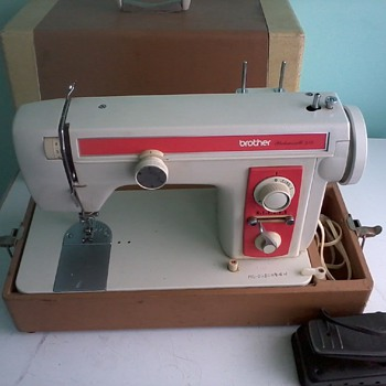 brothers sewing machine - Sewing