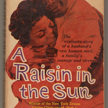 1961 - A Raisin in the Sun - Books