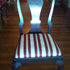Antiques and Collectibles - unique ideals (Part 3 - QUEEN ANNE SIDE CHAIRS circa 1735)