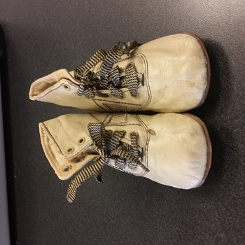 Antique Baby Shoes - Shoes