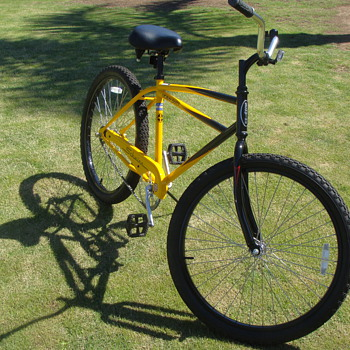 Kevin's 2005  Schwinn Heavy Duti Straight Bar - Outdoor Sports