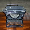 1930&#039;s Underwood Typewriter