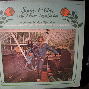 Sonny &amp; Cher - Records