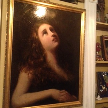 Guido Reni? Could this be? It's signed!