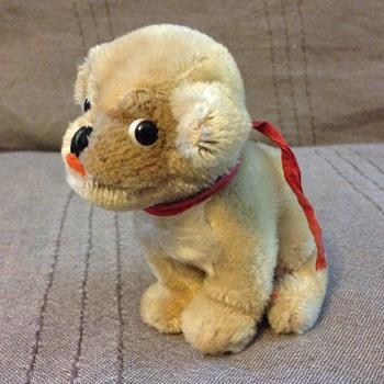 Steiff Mopsy Dog EAN 3312 (my favorite) - Dolls