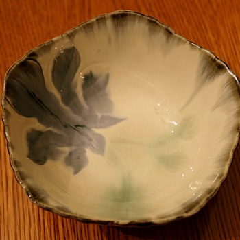 Beautiful Bowl - handmade and marked - Pottery