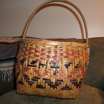 Choctaw Basket - Native American