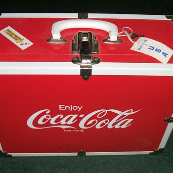 New Treasure! Coca Cola Skate Case!