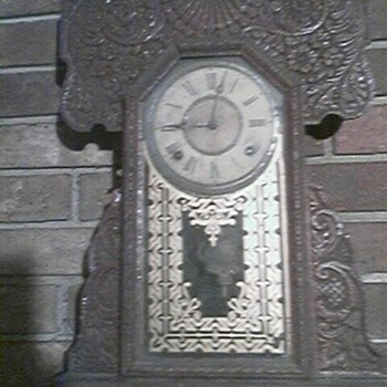 The E. Ingrahm Co. Clock - Clocks