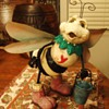 Garden Bee, from Garage sale, $2.50