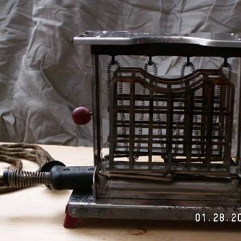 1920's Electrex Toaster