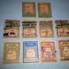 stamp plakzegel indonesia