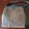Arts &amp; Crafts Leather Purses