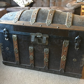 Family Heirloom Trunk - Furniture