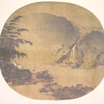 From The John M Crawford Jr. Collection- Landscape - Asian