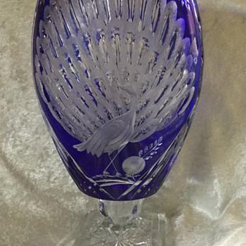 Bohemian Art Glass