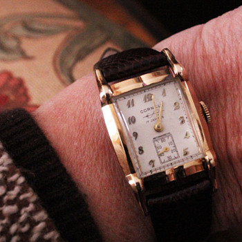 Vintage Cornell Watch - Wristwatches
