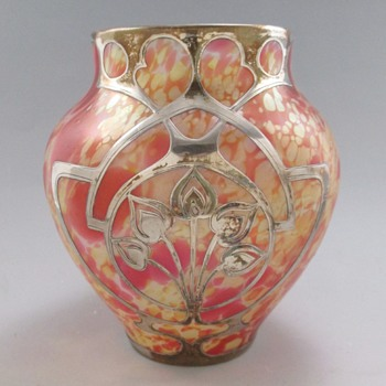 Heckert or Loetz ? - Art Glass