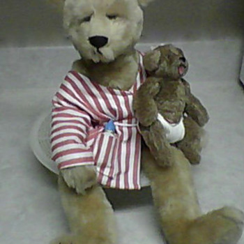 BEARLY THERE BEAR  - Dolls