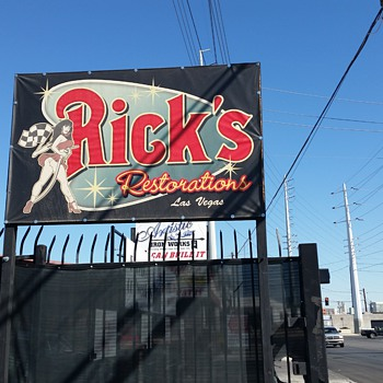 A Trip to Rick's Restorations