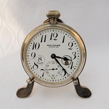 8 DAYS WALTHAM POCKET WATCH ??? - Pocket Watches