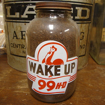 Wake Up Oil Bottle......