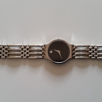 movado watch - Wristwatches