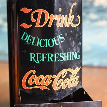 Coca-Cola Tin - Coca-Cola