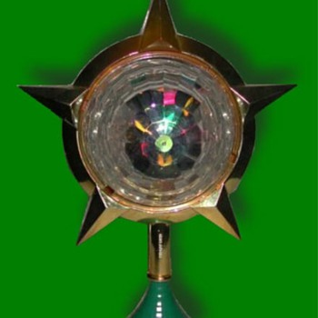 Bradford &quot;Celestial Lights&quot; Christmas Tree Topper