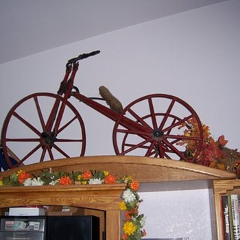 My dad's tricycle - Sporting Goods