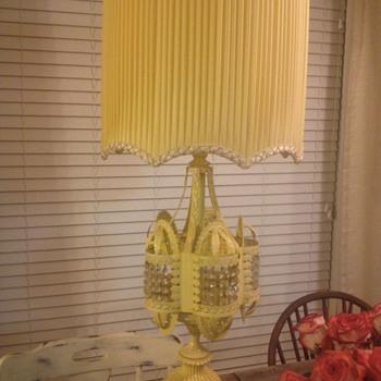 Gaudy vintage lamp - Lamps