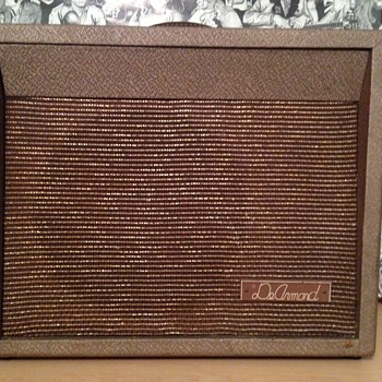 1960 DeArmond R5T