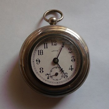 1893 Chicago Expo Watch - Pocket Watches