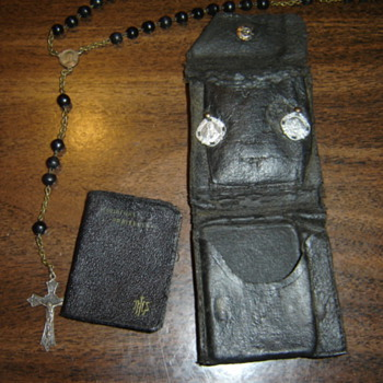 Traveling Rosary Kit