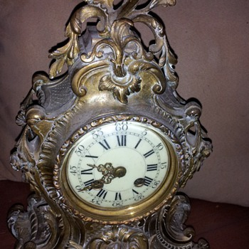 French clock - Clocks