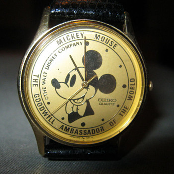 Seiko Mickey - Wristwatches