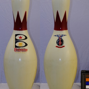 Brunswick Score King 50 Bowling Pin - Games