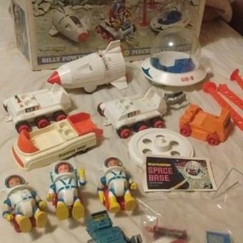 1960's Billy Blastoff!!!  - Toys
