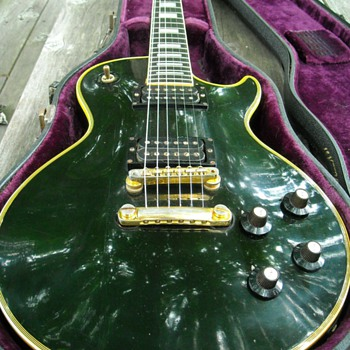 74' Gibson Les Paul Custom - Guitars