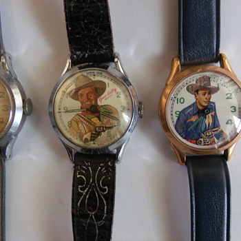 Quicky Post for icollectglass - Wristwatches